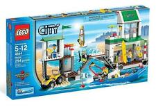 Lego City Town 4644 Marina Buggy Boat Surfboard Scuba Wind Surfer Zodiac NISB