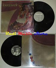 LP KNAPSACK Silver sweepstakes 1995 USA ALIAS A-075 cd mc dvd vhs