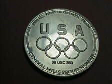 1998 USA Nagano Winter Olympic team bobsled medal