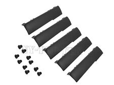 5pcs New HDD Hard Drive Caddy Cover For Dell Latitude E6440 with screws