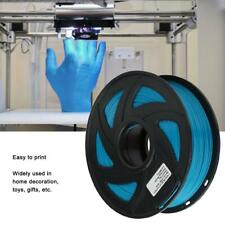 Sky Blue 1.75mm 1KG PLA Long Filament Printing Material Part for 3D Printer