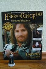 Herr der Ringe-Figur: Faramir in Minas Tirith (Nr.143) mit Begleitheft