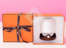HERMES CLASSIC 30% OFF SELENE PORCELAIN CANDLE HOLDER LAMP HOME AVALON BLANKET