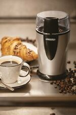 Ms 4465 Mesko Grinder Electric for Coffee Adler 110w Impact Silver Color