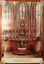 Brüggemann Altar Schleswig Holstein 70er Poster Plakat Germany Deutschland