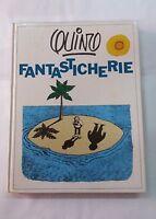 Fantasticherie -  Quino - CDE 1985 - Fumetti Umoristici