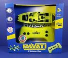 Pavati RC Wakeboard Boat 1:64 Scale Green 2.4 GHz Hypertoys Nano Beast Micro Toy