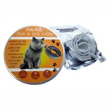 Cat flea collar, Pets Ark brand, tick repellent 8 months protection UK Seller