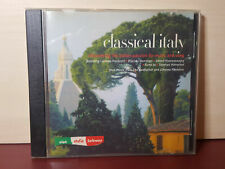 Classical Italy - Classic FM - Music - CD Album - 15 Tracks