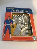 Vintage Mego Johnnie Jackson Rescue Squad Outfit Boxed