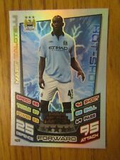 Match Attax 2012/13 - MOTM card - Mario Balotelli of Manchester City