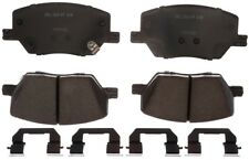 Disc Brake Pad Set-Ceramic Disc Brake Pad Front ACDelco Pro Brakes 17D1811CH