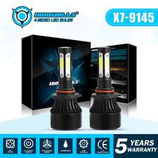 9145 9140 LED Fog Light Bulb Kit for Ford F-150 1999-2018 F-250 2001-2015 4 Side
