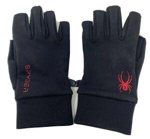 SPYDER brand 3/4 Fingertip Neoprene Fall/Winter Gloves - Size S/M - Unisex