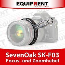 SevenOak SK-F03 Follow Focus / Zoom Hebel für DSLR (EQF89)