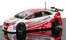 Scalextric Honda Civic Type R #52 BTCC 2015