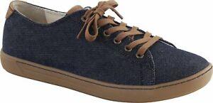 Birkenstock Arran TEX Blue Blau Damen Sneakers Turnschuhe Gr. 38 - NEU