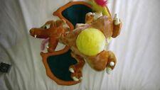 "Rare 1999 Nintendo Pokemon Charizard Plush Stuffed Animal Dragon- 26"" W/ Tags"