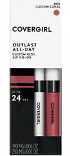 Covergirl Outlast All-Day 800 Custom Coral Lipstick (2-Pack)