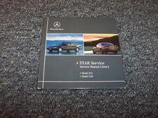2005-2006 Mercedes Benz S350 S430 & 4Matic S55 AMG Service Repair Manual DVD