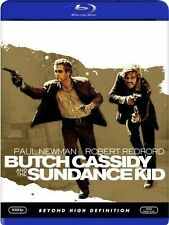 Butch Cassidy and the Sundance Kid [Blu-ray] Paul Newman discs : 1 Westerns New