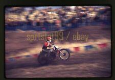 Motocross Dirt Bike - 1973 - Vintage 35mm Motorcycle Race Slide