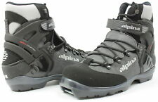 Alpina Mens BC|1550 BackCountry Ski Boots Black 9 New