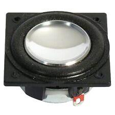 Visaton BF 32 - 8 Ohm Square Mini Speaker 3.2cm