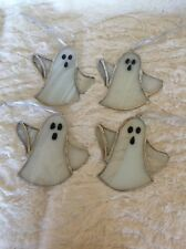 Halloween Decoration, Stained glass Ghost