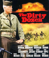 The Dirty Dozen / The Dirty Dozen: Next Mission BLU-RAY NEW