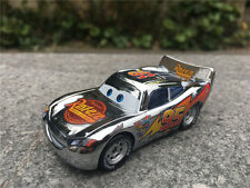 Disney Pixar Cars Silver Lightning McQueen Metal Diecast Toy Car New Loose