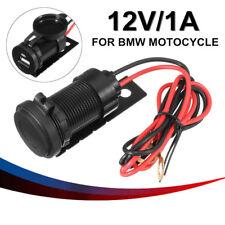 12V Motorrad Steckdose USB Ladegerät Bordsteckdose Netzteil Wasserdichte Für BMW