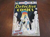 Detective Comics #450 Aug 1975 Nice HIGHER GRADE FN/VF VF- Walter Simonson Art!!