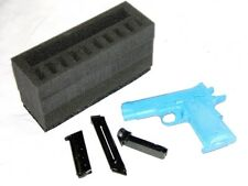 Precut Foam fits 30cal 30 .30 cal caliber Ammo Can holds  22cal Pistol +10 mags