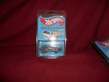 2003 Mattel Hot Wheels Super Chromes #3 of 4 Whip Creamer Unopened Card