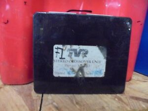 TVR STEREO CROSSOVER UNIT ME0163 FI