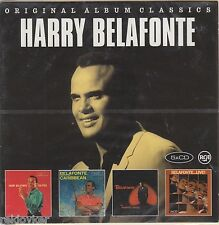 Harry Belafonte / Calypso / Midnight Special, Live! Vol. & 2 u.a. (5 CDs,NEU)