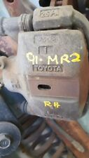 91 92 93 94 95 TOYOTA MR2 RH AND LH CALIPERS FRONT W/O TURBO