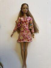 Cecidomia de la muñeca Barbie embarazada las familias felices no Bump por favor leer