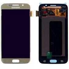 Pantalla LCD Juego Completo Táctil ORO PARA SAMSUNG GALAXY S6 G920 G920F