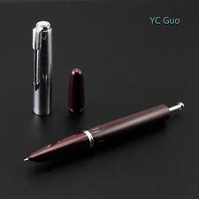 2018 Model Wing Sung 601 Vacuum Pump Burgundy Fountain Pen Fine Nib