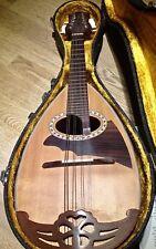 Mandoline Kiso Suzuki MR-80 Instrument, Handgebaut, Vollholz, Koffer inclusive