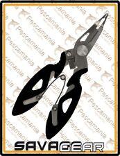 Pinza multifunzione SAVAGE GEAR Apri split ring taglia trecciato