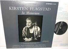 OS 25778 Kirsten Flagstad In Memoriam VPO Georg Solti / Hans Knappertsbusch Grvd