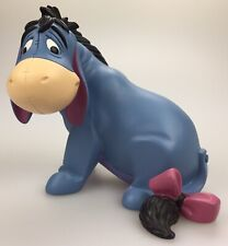 "Heavy 5"" Eeyore Figurine Bookend Paperweight Disney Store Glendale CA China"