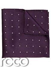 violet mouchoir, garçons Violet Accessoires, à pois, violet mouchoir