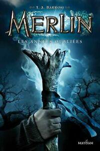 Merlin - Les années oubliées (1) | Barron T.A Piganiol Agnès | Bon état