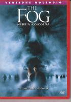 DVD THE FOG NEBBIA ASSASSINA (EX RENTAL) Film Horror Thriller Cinema Video Movie
