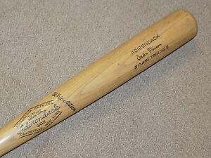 Vada Pinson Game Used Bat Cincinnati Reds PSA GU 8.5