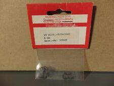 """Graupner 10540 """"Sicherungsscheiben / Seegering / Sprengring 4mm"""""""